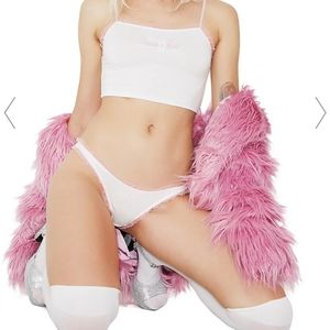 Sugar Thrillz Daddy's Girl Cami & Panty Set